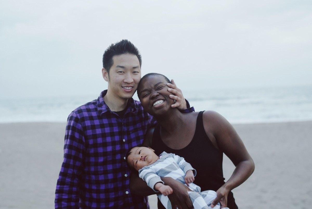 Asian Girl Black Men