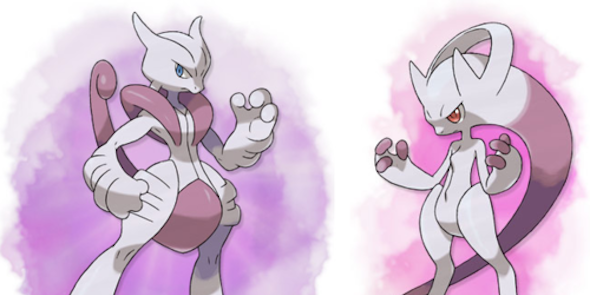 Pokemon Sun And Moon Finally Adds Mewtwo Mega Stones Inverse