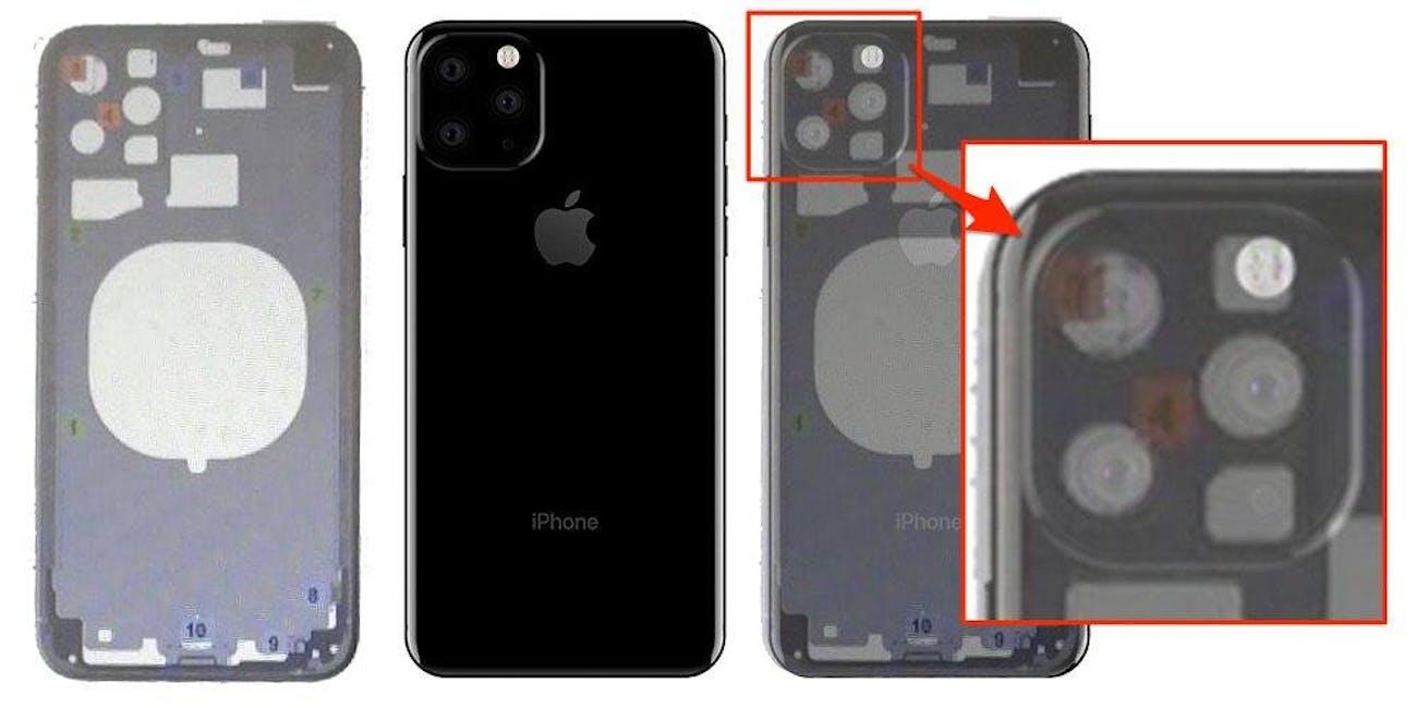 iphone 11 leaks 2019 APple