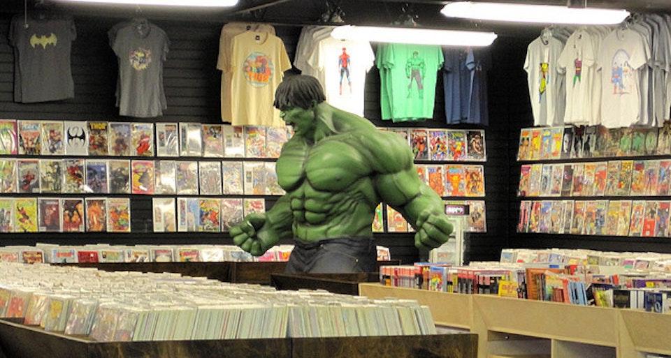 Austin Books and Comics, Austin TX