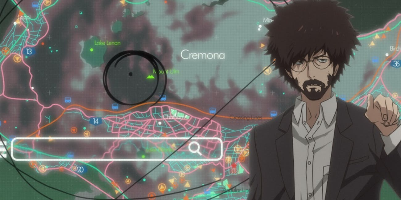 'B: The Beginning' is a new kind of sci-fi anime from Netflix.