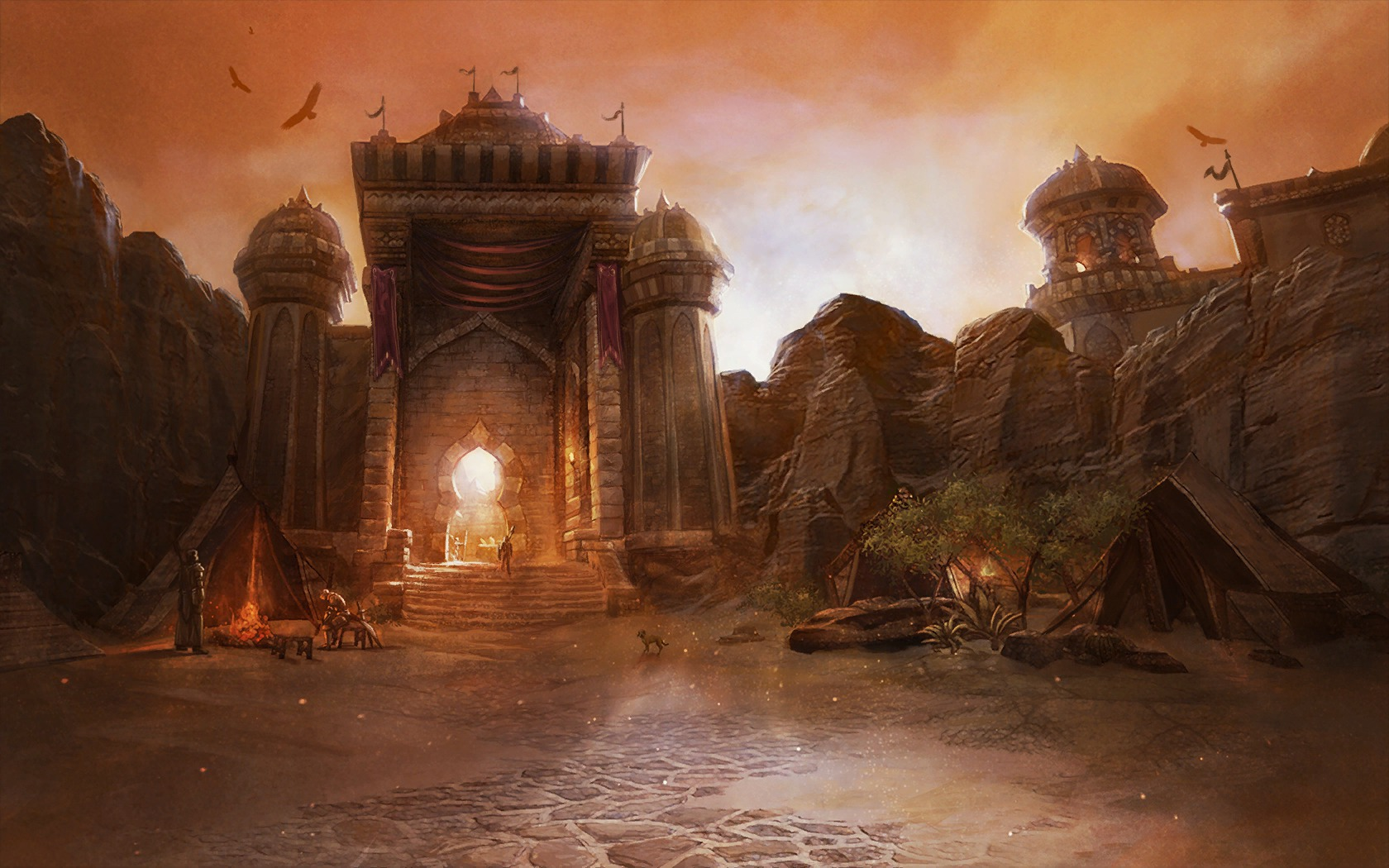 Elder Scrolls 6' Location: New Theory Suggests an Unexpected Setting