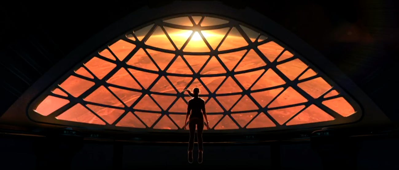 SpaceX Mars Colony
