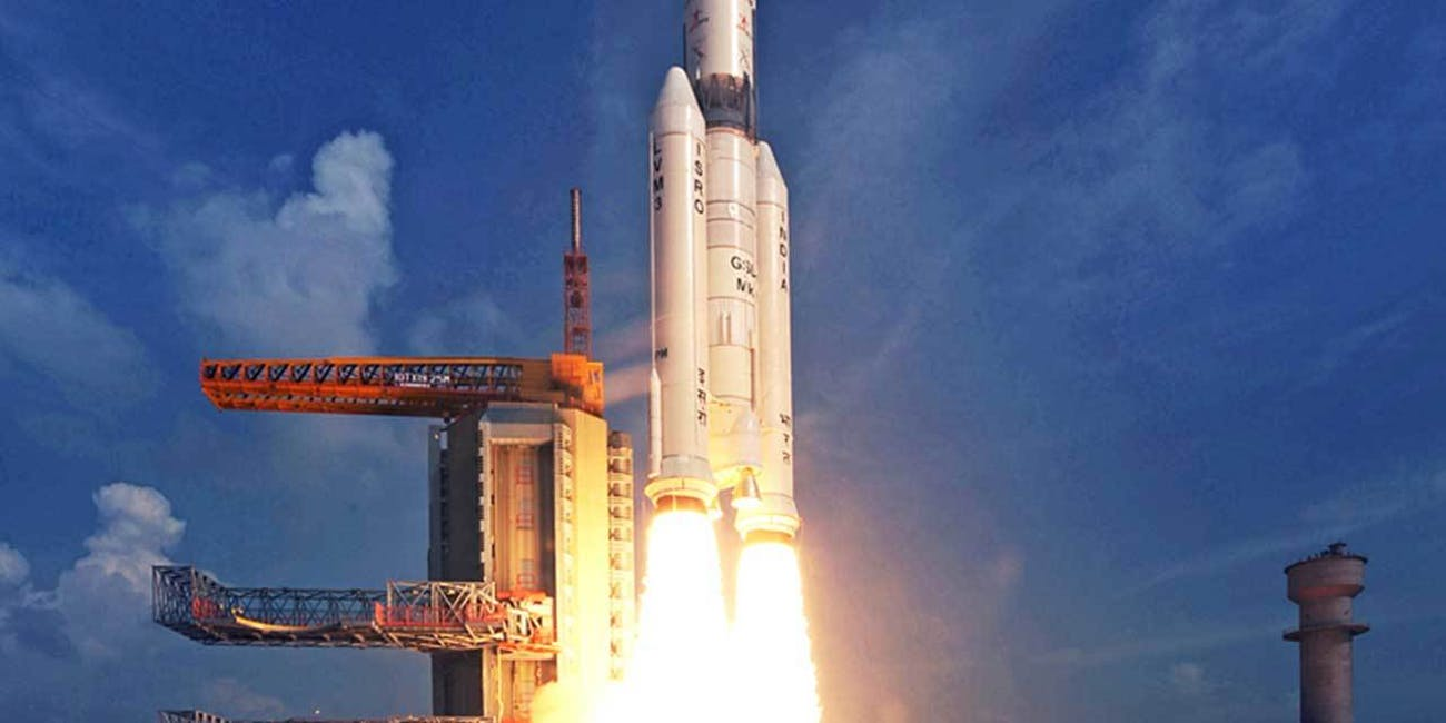 ISRO india space launch