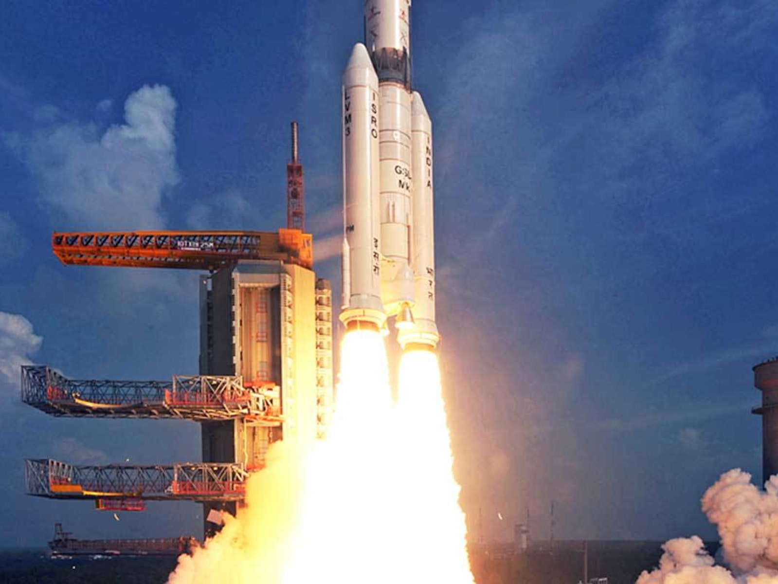 India Will Blast 104 Satellites Into Space on One Rocket Wednesday
