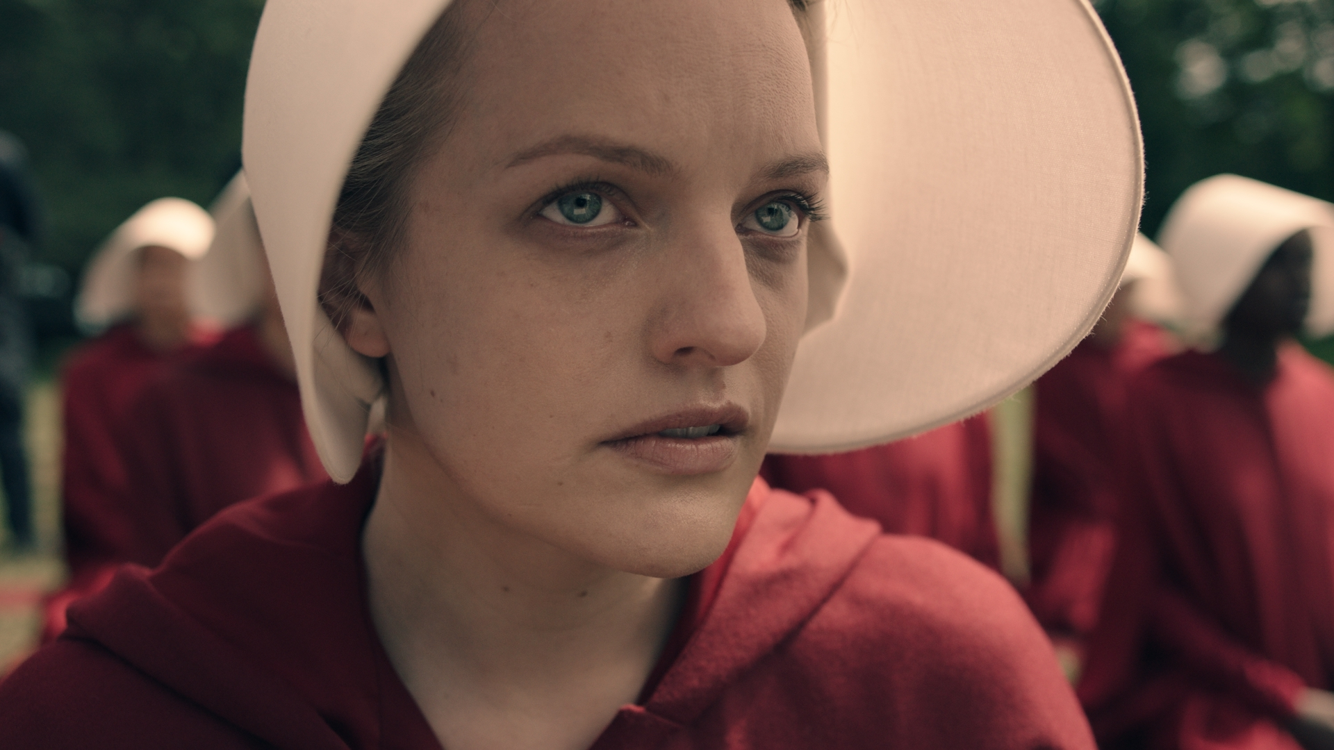 Elizabeth Moss as Offred