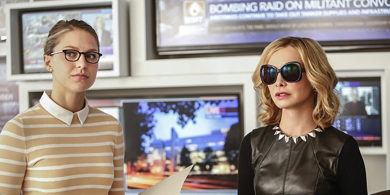 Cat Grant Wants to See Supergirl Become Kara Danvers