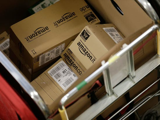 Here's How Much Money Amazon Will Make on Black Friday