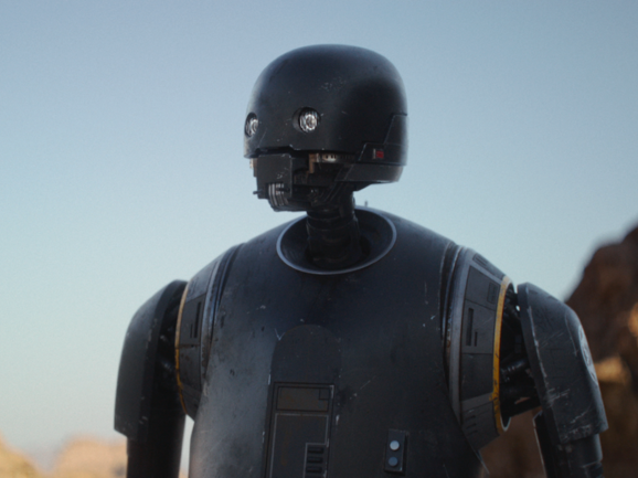 K-2SO Will Be the Meanest Droid in 'Star Wars' History