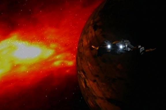 "Babylon 5's ""Z'ha'dum"" directed by Adam Nimoy"