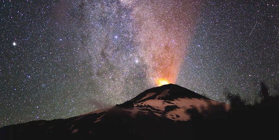 Alpha Centauri as viewed from Chile.