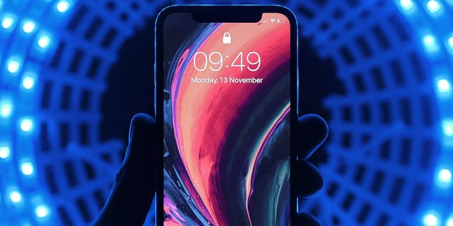 Apple iPhone X screen