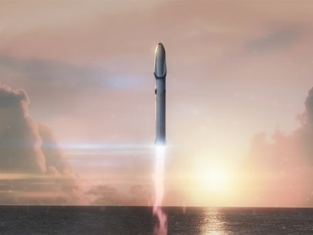 New York to Tokyo in 25 Minutes? Imagine SpaceX Shipping