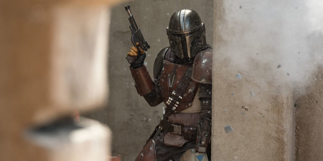 The story of the Mandalorian
