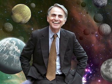 Carl Sagan's Scarily Accurate Prediction from 1995 Has People Flipping Out
