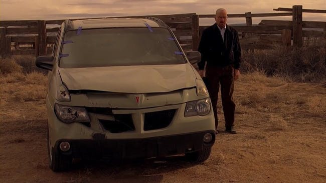 Kids Are Buying Up Pontiac Azteks Because Breaking Bad And Walter