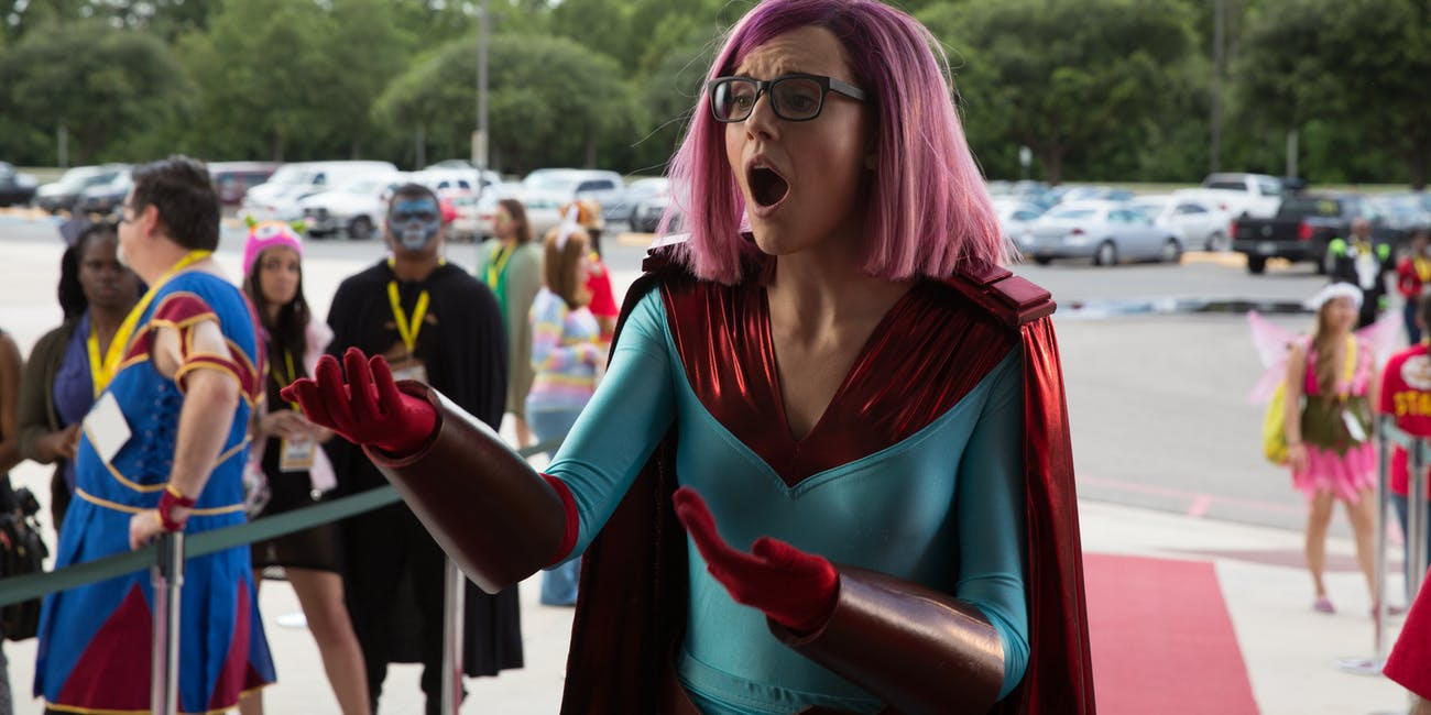 Supercon Maggie Grace