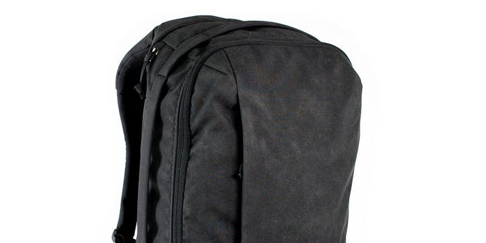 Evergoods CPL24 backpack in black