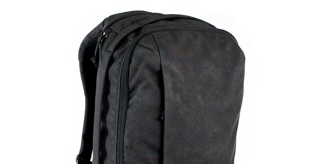 Evergoods CPL24 backpack in black