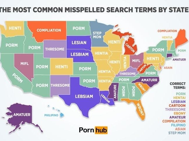 Hentia Young inside pornhub insights releases hilarious porn search mistakes | inverse