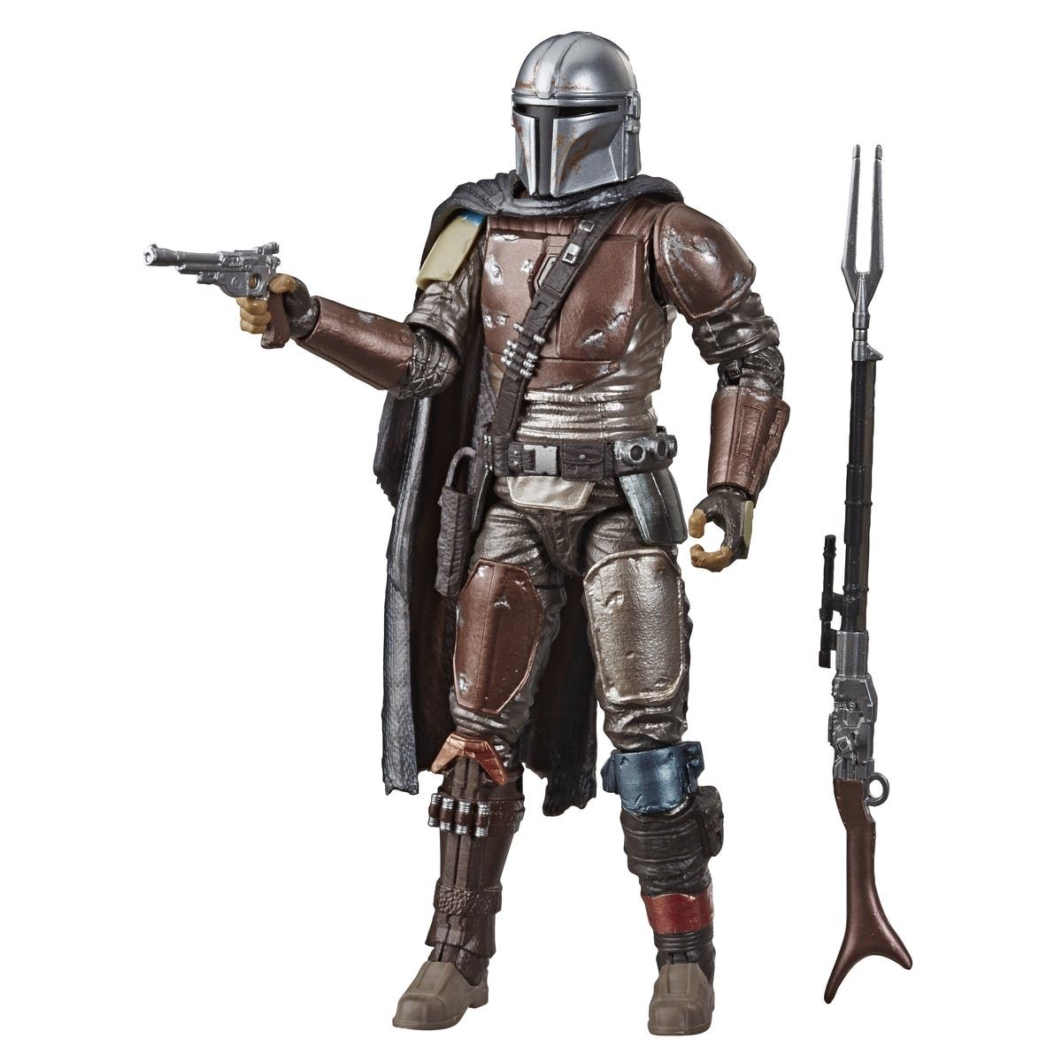 'The Mandalorian' figures aren't toys, they're must-have desk decor