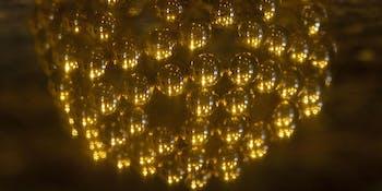 Gold Nano Spiky Solar Hydrogen Whatever