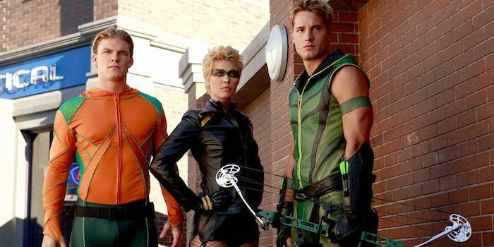 Arrow Smallville