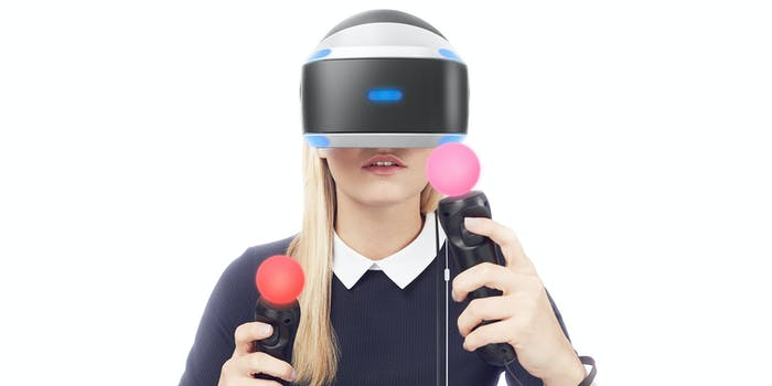 Playstation VR will retail for $399 this October
