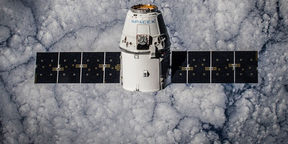SpaceX wants to refly a Dragon spacecraft.