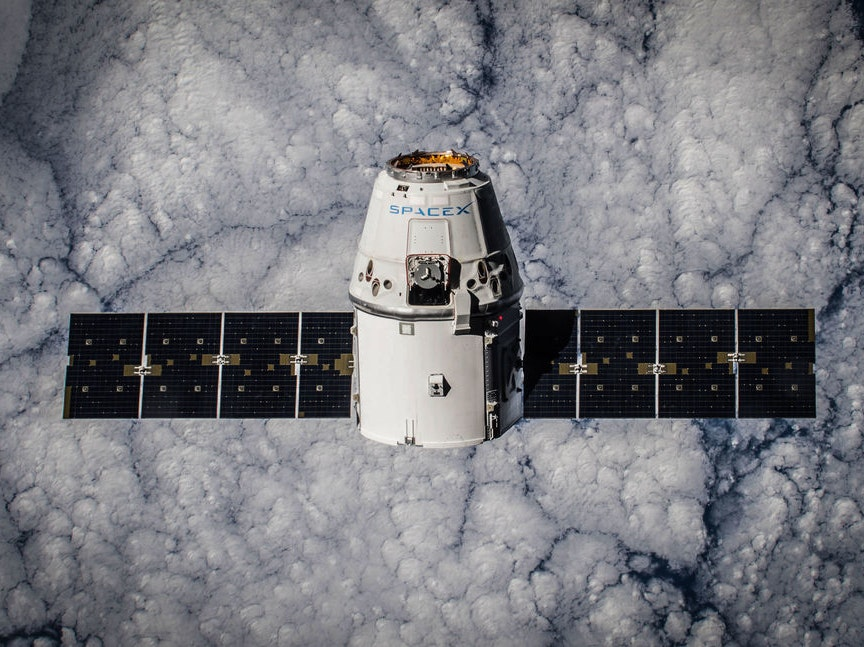SpaceX Needs to Make Its Dragon Capsule Salt Water-Proof