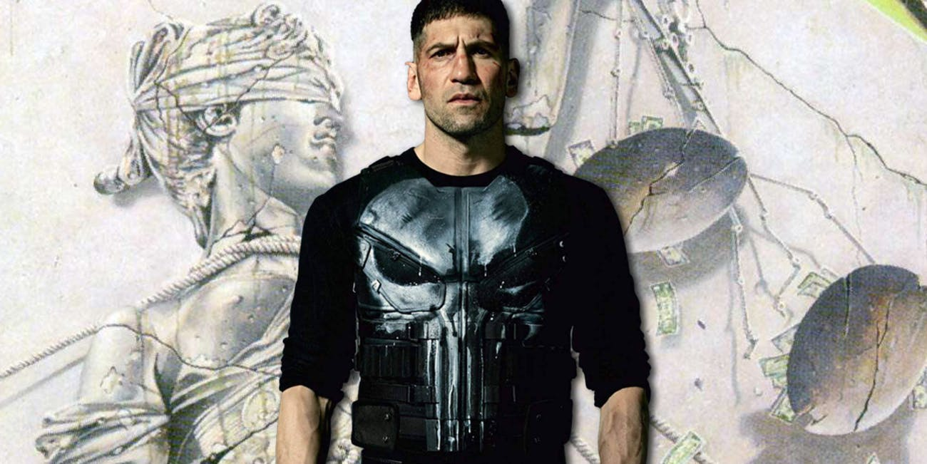 The Punisher Netflix Metallica Trailer Song