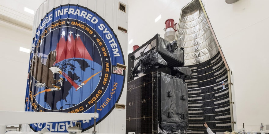 The U.S. is Quietly Launching a Missile-Warning Satellite Tonight