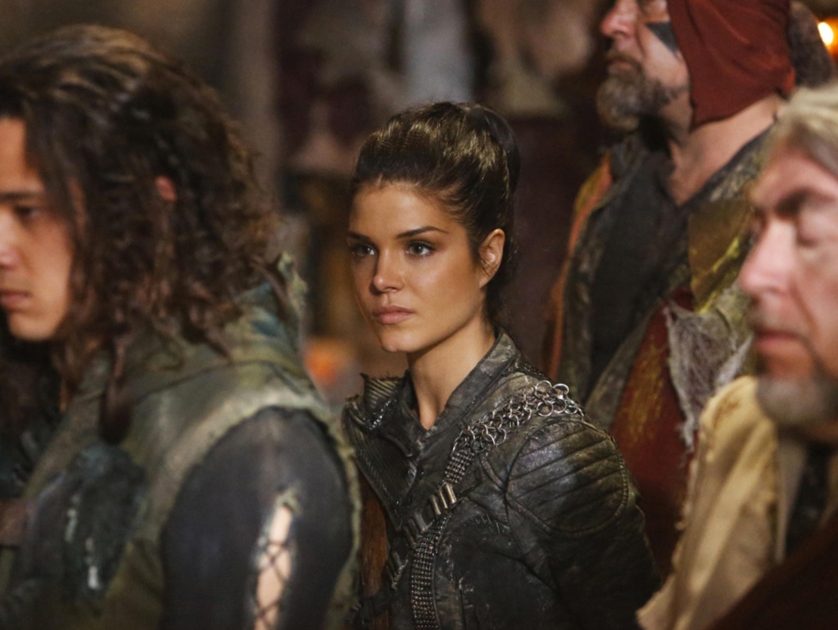 Octavia's Assassin Plot Makes 'The 100' Fun Again