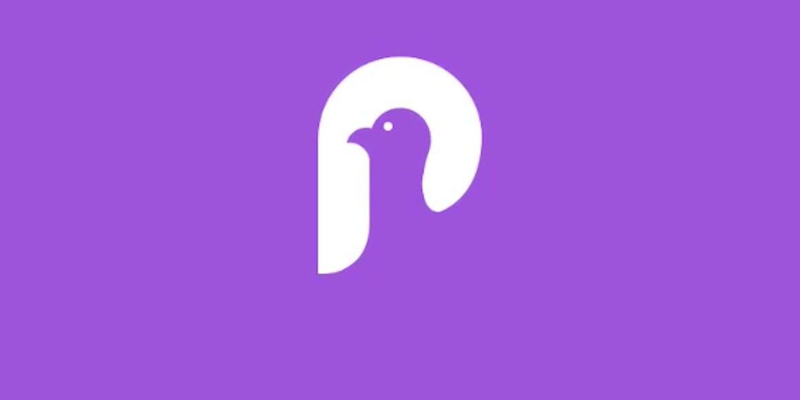 Pigeon app logo
