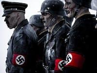 Dead Snow nazi zombies