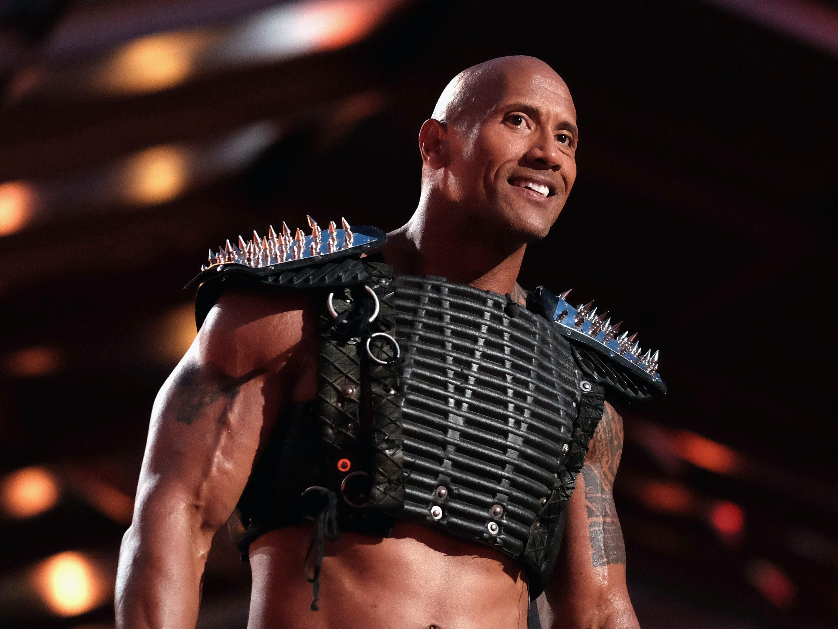 Dwayne 'The Rock' Johnson Will Star in the 'Jumanji' Remake