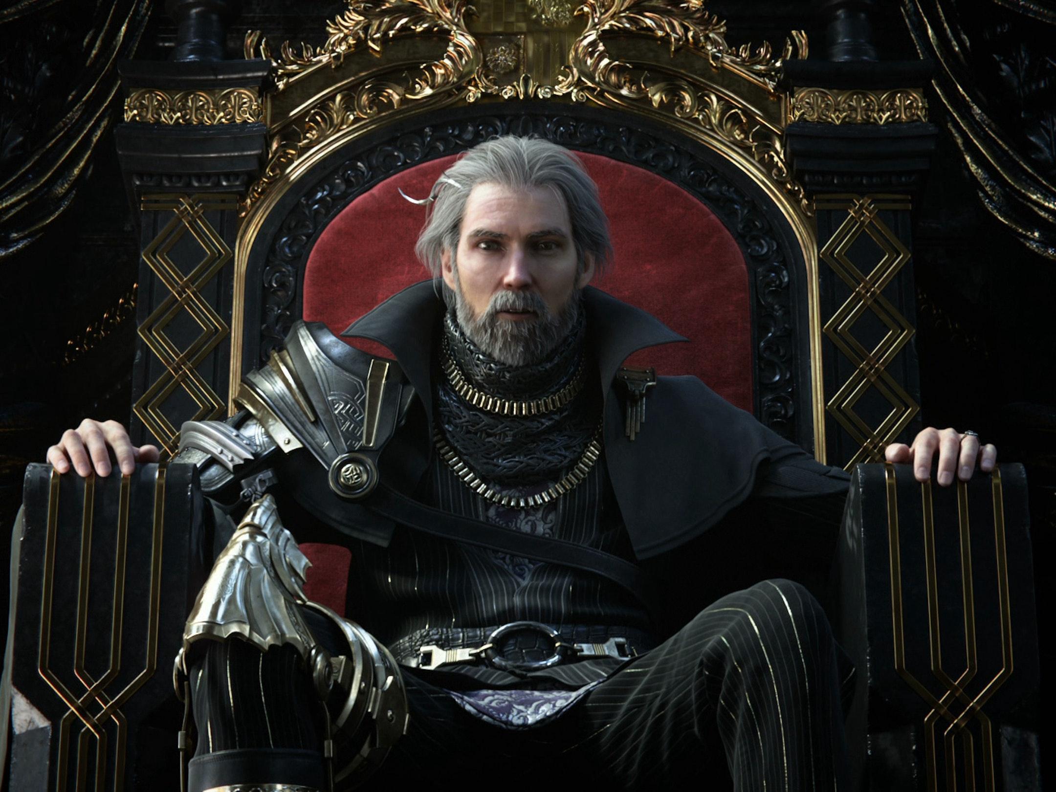 The 'Final Fantasy XV' Tutorial Is Basically Necessary