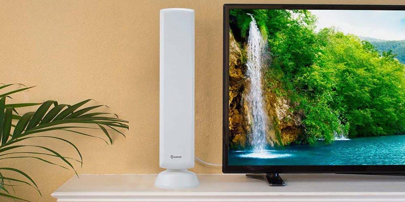 ANTOP AT-402B Outdoor/Indoor Digital TV Antenna