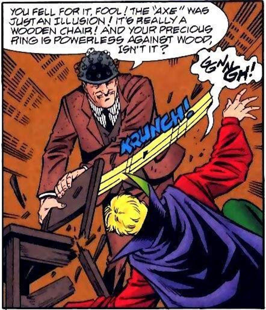 Is DeVoe the Next Mystery Villain in 'The Flash' Season 4