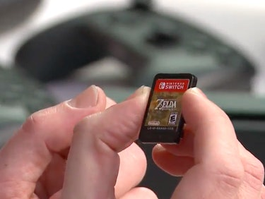 Why Nintendo Switch Cartridges Taste Incredibly Bitter