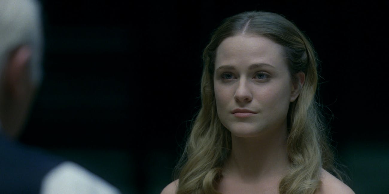 Dolores on 'Westworld' is genderless