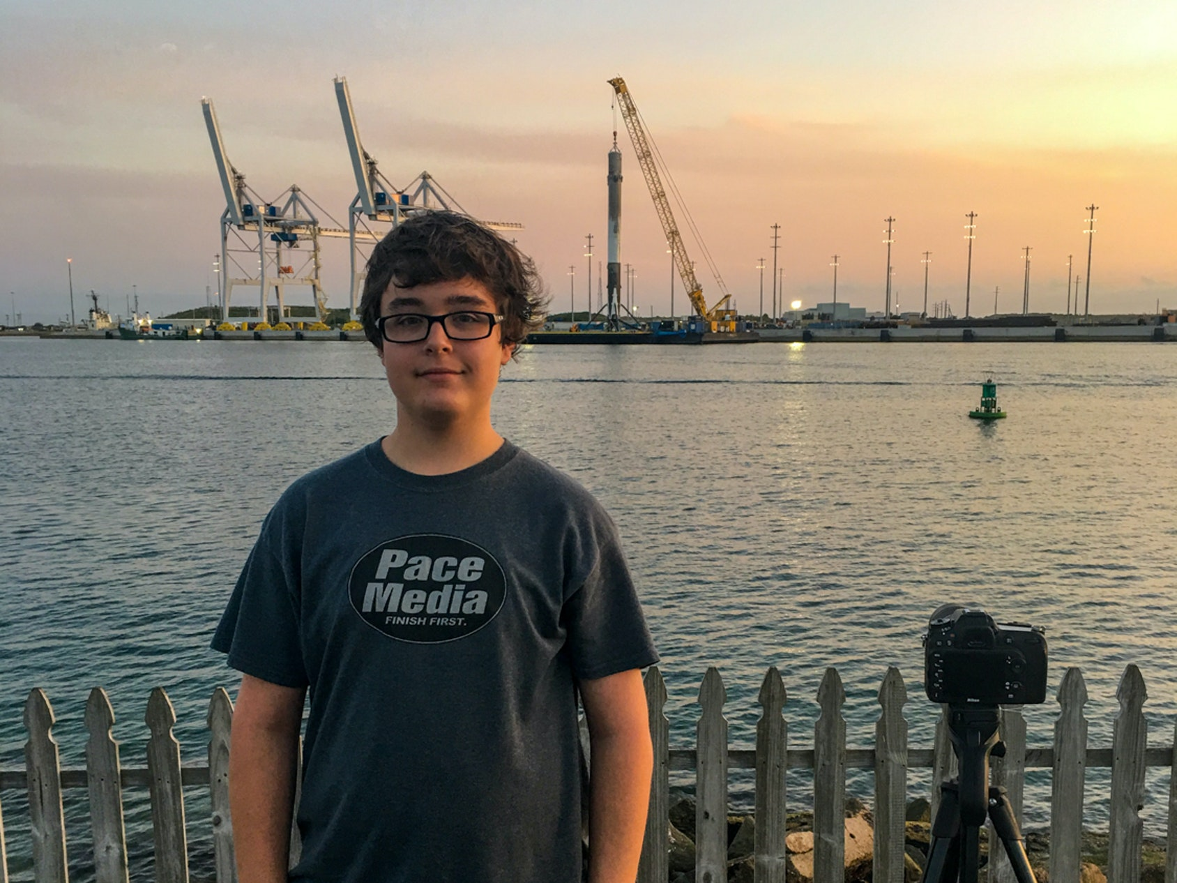 The World's Best Rocket Launch Photographer Is 16