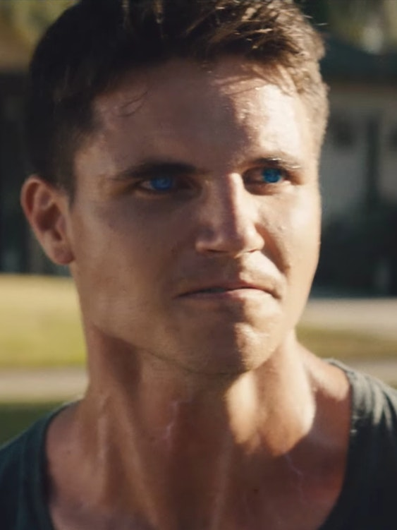 Robbie Amell in 'Code 8'