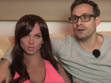 This Sex Robot Might Unexpectedly Be Appealing to Men