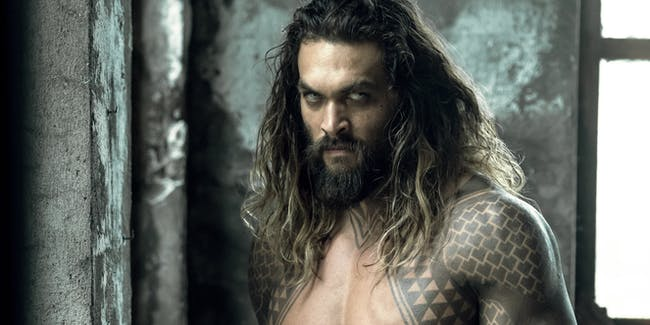 Jason Mooa Aquaman Justice League