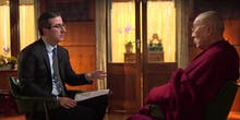 "John Oliver Tells Dalai Lama: ""Don't Make Me a Demon!"""