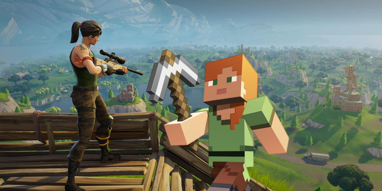 'Fortnite' really has 'Minecraft' in its crosshairs with this new game mode.