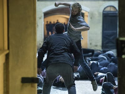 'Iron Fist' Won't Be the Asian-American 'Luke Cage', Which Blows