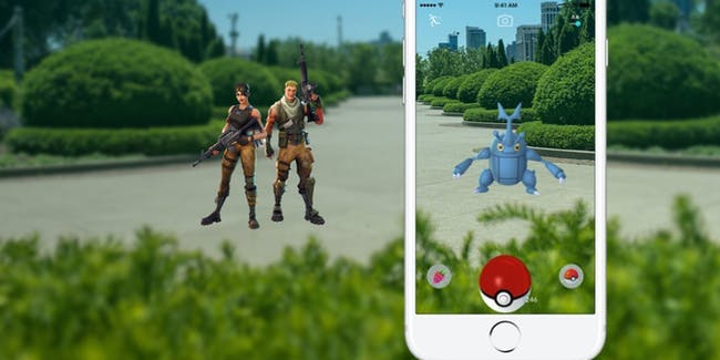 'Fortnite' mobile out-earns 'Pokémon GO' after only a week.