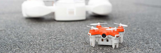 SKEYE Nano 2 FPV Drone camera